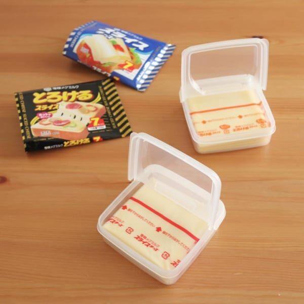 チーズ収納