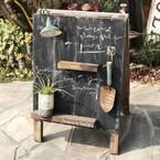 ヴィンテージ感が最高!ガーデンインテリアにおすすめのガーデン雑貨