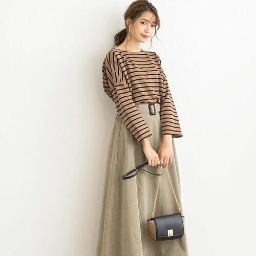 女っぽコーデにはスカートがマスト♡大人の「冬スカート特集」