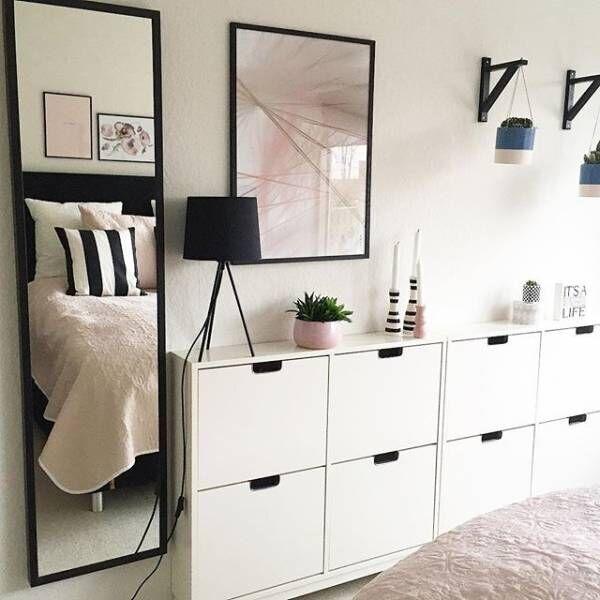 【IKEA】の白い家具が素敵!お部屋のイメチェンにおすすめの白い家具特集