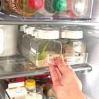 ごちゃごちゃから解消!もっと使いやすく【セリアetc.】グッズで冷蔵庫整理しよう