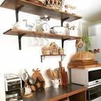 すっきり綺麗なキッチンインテリア♡使いやすくお洒落なキッチン収納方法♡