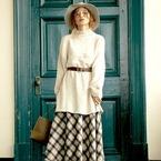 今年も大人気♡大人可愛いチェック柄スカートと着こなしをご紹介