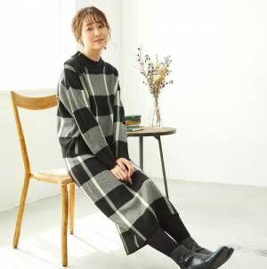 レディースファッションに欠かせない「スカート」♡冬の着こなし15選