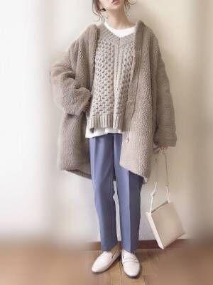 GUのパンツと着こなし例2