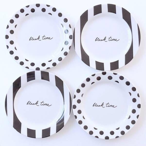 【ダイソー】の白黒好きにおすすめな食器特集♡料理を引き立てるのにぴったり!