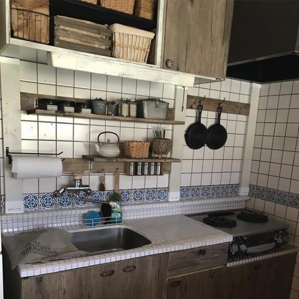 キッチンリメイク2