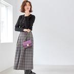 お出かけに「スカートコーデ」15選♡スカートで大人かわいい着こなしを