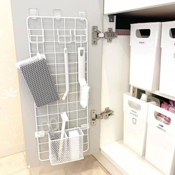 《IKEA・100均etc.》の「吊るす収納」はやっぱり最強!壁面を使って収納上手になろう♪