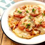 【連載】フライパンで餅ピザ!余ったお餅活用&買っても作りたい簡単餅ピザレシピ