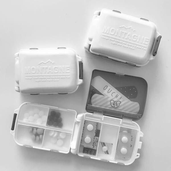 携帯3段ケース(セリア)