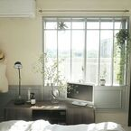 窓辺のおしゃれで癒される♪ポイントインテリアで雰囲気作りをしよう!