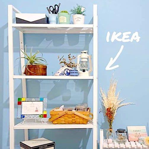 【IKEA】でおすすめの収納グッズ!収納力&見た目の良さどちらも満点♡