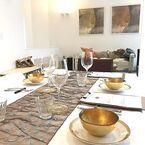毎日の食卓を華やかに彩る♪おしゃれなテーブルコーディネート実例集