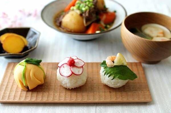 簡単で可愛いメニューがいっぱい♡ひなまつりの日のお祝い料理特集!