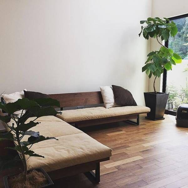 部屋を広く見せる家具