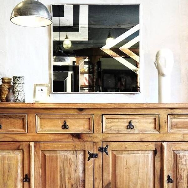 取っ手をおしゃれにDIY☆アンティークノブで家具の雰囲気を変えてみよう♡