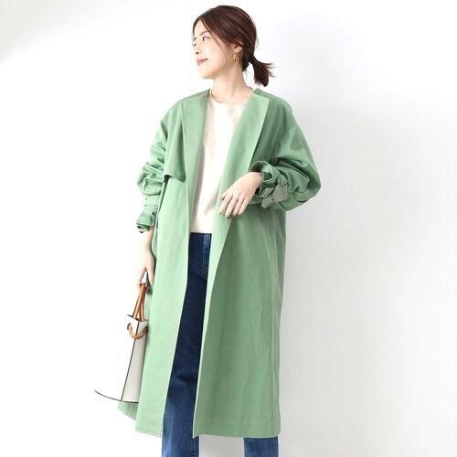 2020春ファッション速報をお届け♡トレンドスプリングコート大特集