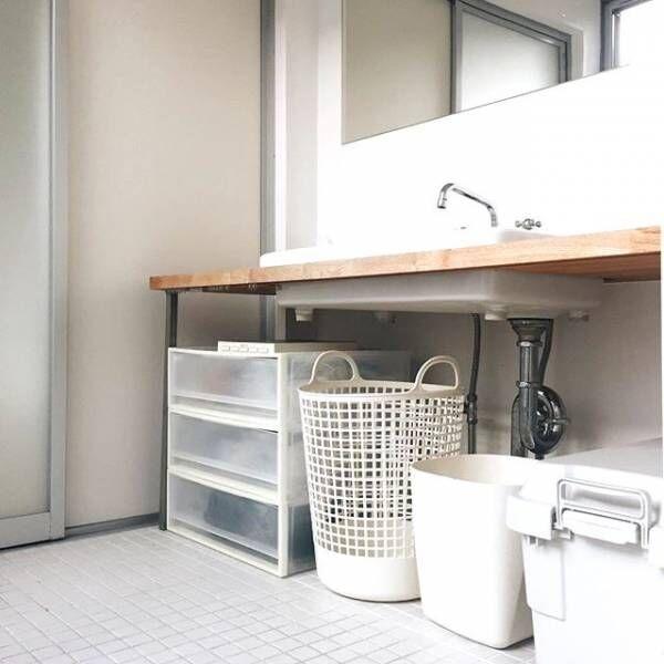 洗面室収納は実用的に!ストレスフリーな清潔空間を実現しよう