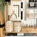 壁面を活用するなら『有孔ボード』がおすすめ♪素敵な使用例を紹介!