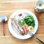 食卓に笑顔が溢れるデザイン。「イイホシユミコ」さんの器で食卓を彩る