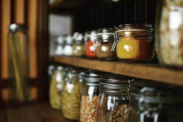 おすすめキッチン雑貨:ガラス容器