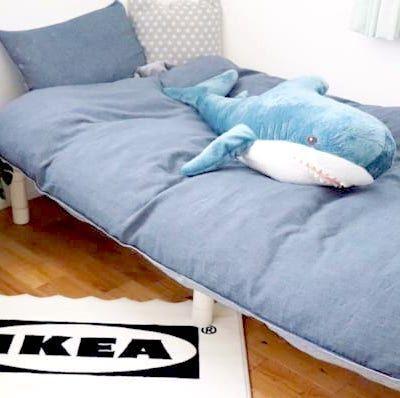 【IKEA】アイテムを使った子供部屋☆海外テイストでスタイリッシュなスタディルーム