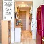 大人女子の《一人暮らしキッチン》特集!レイアウトから収納アイデアまでご紹介