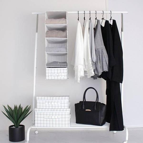 衣替えで悩む季節到来!セーターや上着など冬物衣類の賢い収納方法