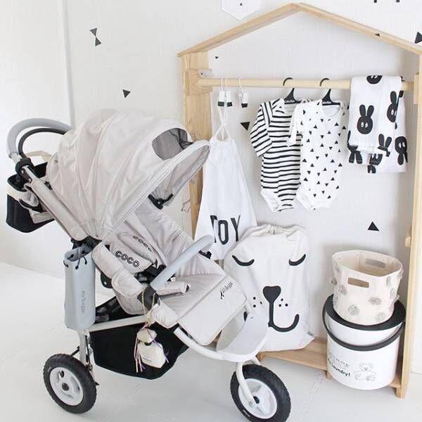 ベビーグッズのある暮らし♪赤ちゃんを迎えるお部屋作り特集!