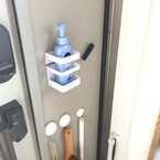 【無印etc.】でできる!玄関ドアを使った使いやすい収納アイデア