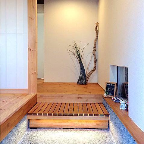 日本式の玄関をモダンに!土間を活かした技ありインテリア大全集