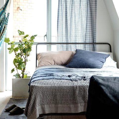 10畳以上のお部屋のベッドインテリア♪一人暮らしのおしゃれで心地よいインテリア実例