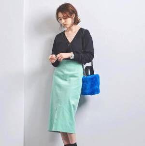 大人のデイリーコーデ♡動きやすいパンツ&レディライクなスカート