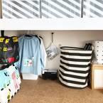 ごちゃついた空間とはおさらば!【子供用品】のすっきり収納アイデア