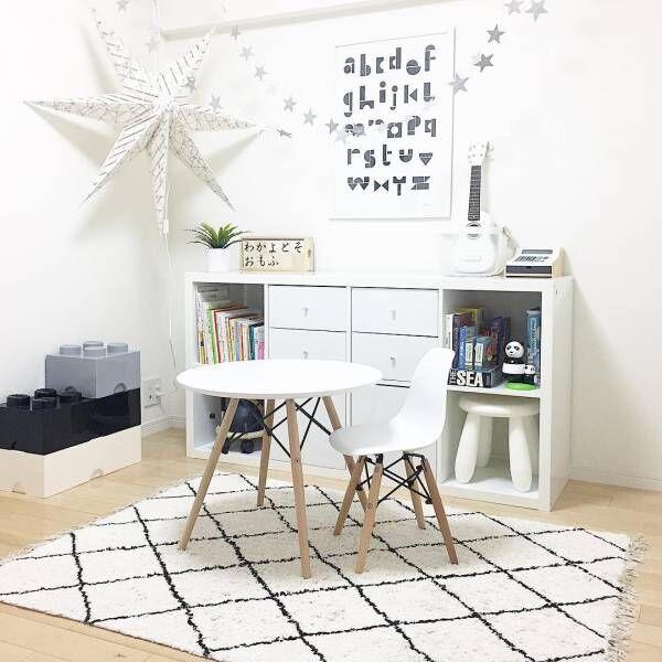 【IKEA】で揃える新入学準備アイテム♪初めてのお部屋作りにも!