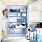 冷蔵庫収納アイデア♡清潔で家事効率がUPする整理術&おすすめグッズ特集