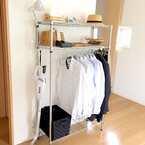 【賃貸インテリア】小さな空間ですっきり快適に暮らす収納&お部屋づくり