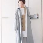 【GU・ユニクロ・しまむら】白系パンツで春コーデ♪お手本着こなし術!
