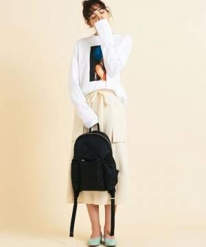 [BEAUTY&YOUTH UNITED ARROWS] BY∴ フロントポケットナイロンリュック -2WAY-