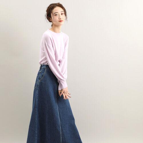 パンツもスカートも「デニム」がかわいい♡春に着たいデニムコーデ特集
