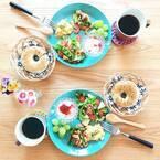 春の食卓を華やかに!すぐに使えるテーブルコーディネート例をご紹介!