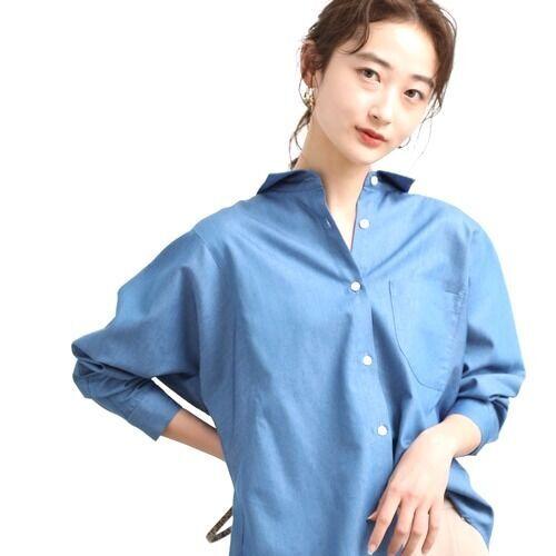 春ショッピングの参考BOOK♡マストな「シャツ&ブラウス」コーデまとめ