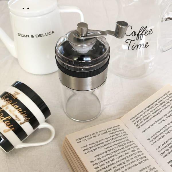 手挽きコーヒーミル