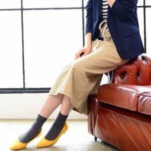ヒール3cm以下の靴まとめ♡パンプスやぺたんこ靴など15個ご紹介!