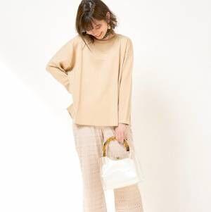 カジュアル派も春は『やわらかさ』のある服を♡春のおすすめ服BEST15