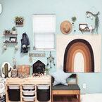 壁面をとびきりおしゃれに♡おしゃれハウスの壁面コーディネートを紹介!
