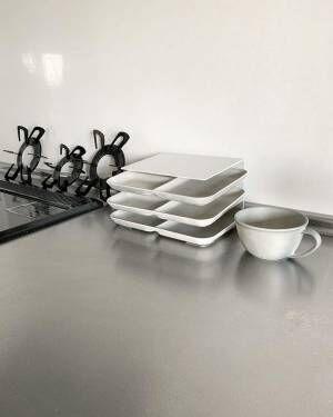 「キッチン収納」に使おう。3