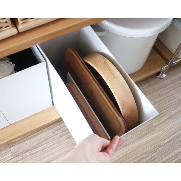 「キッチン収納」に使おう。