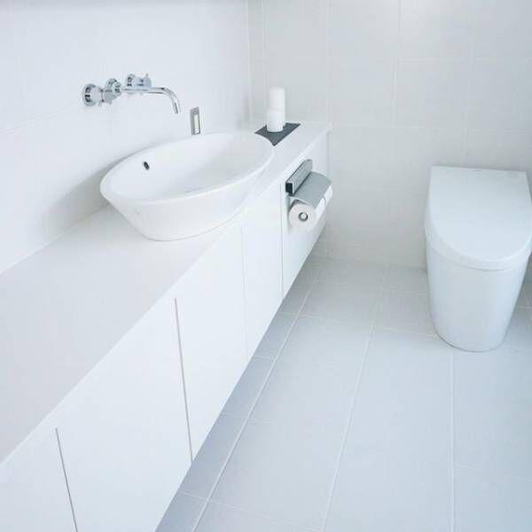 トイレ シンプルインテリア